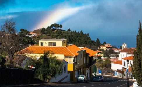 La Verada, Roque, El (Puntagorda), Canarias, Spanien