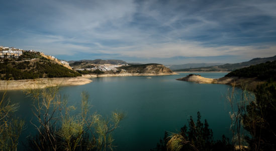 Iznájar, Iznajar, Andalucia, Spain