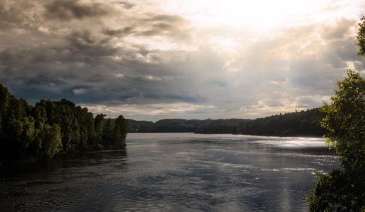Svinndalveien, RV114, Sarpsborg, Østfold, Norge