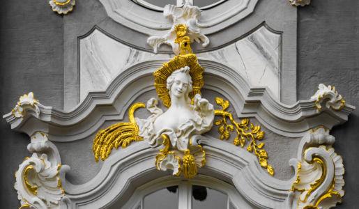 Am Palastgarten, Trier, Rheinland-Pfalz, Deutschland