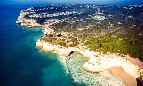 Benagil, Lagoa, Faro, Portugal