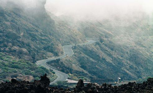 Las Fuentes, El Jaral, Canarias, Spanien