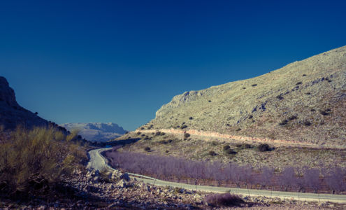 Alpandeire, Alpandeire, Andalucia, Spain