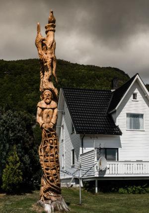 Strand, Tau, Rogaland, Norwegen