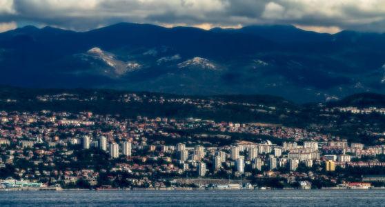Brajdica, Lovran, Primorsko-Goranska, Kroatien
