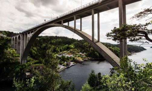 RV118, Sponvika, Østfold, Norge