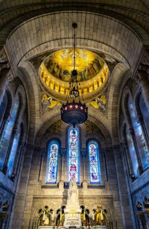 Basilika Sacré-Cœur - Montmartre, Paris, France