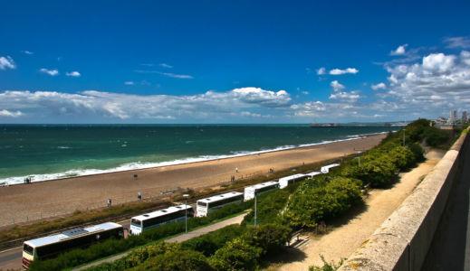 Brighton, East Brighton Ward, England, Großbritannien