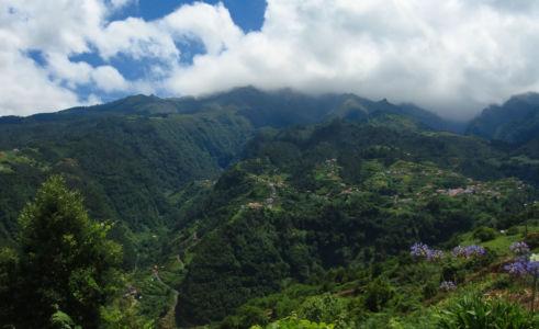 Fajã da Murta, Funchal, Ilha da Madeira, Portugal