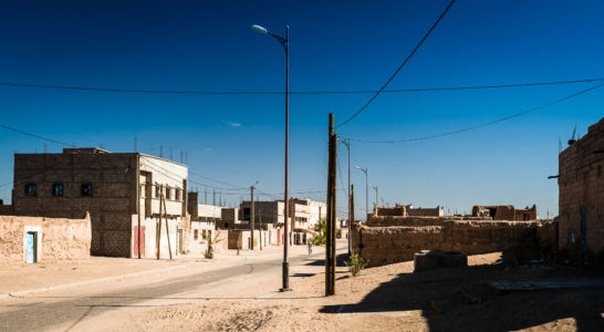 Mhamid, M'Hamid El Ghizlane, Souss-Massa-Draâ, Morocco