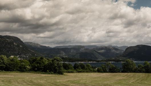 RV13, Tau, Rogaland Fylke, Norge