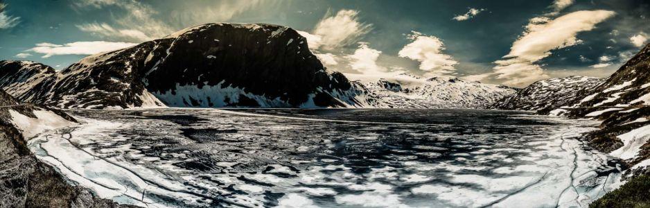 Geiranger, Møre og Romsdal Fylke, Norge