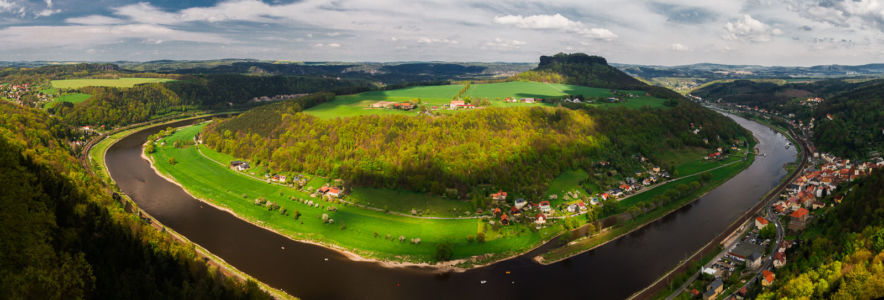 Halbestadt, Königstein, Saxony, Germany