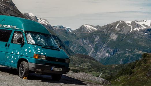 63, Geiranger, Møre og Romsdal Fylke, Norge