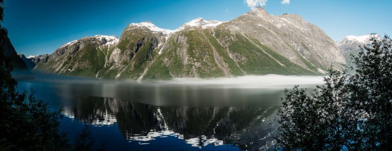 Åndalsnes, Møre og Romsdal Fylke, Norge