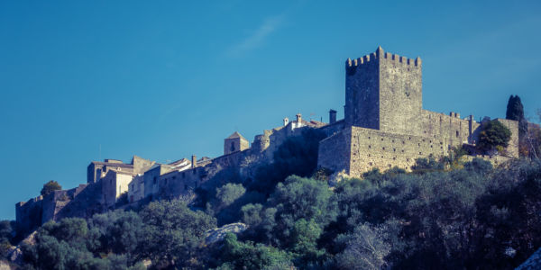 Castellar de la Frontera, Almoraima, Andalucia, Spain