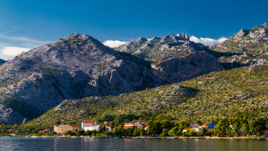 Seline, Seline, Zadarska, Kroatien