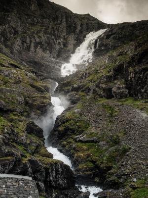 Bø, Åndalsnes, Møre og Romsdal Fylke, Norge