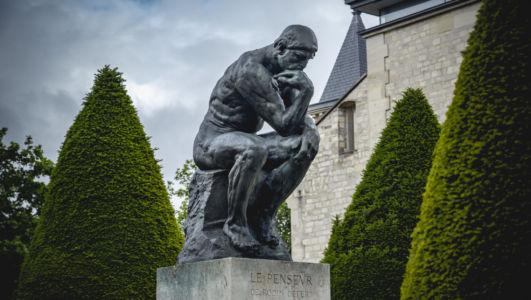 Palais-Bourbon, Musée Rodin, Le Penseur