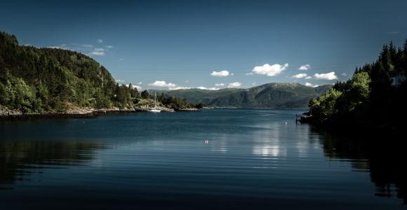 Sætesvik, Rutledalen, Sogn og Fjordane Fylke, Norge