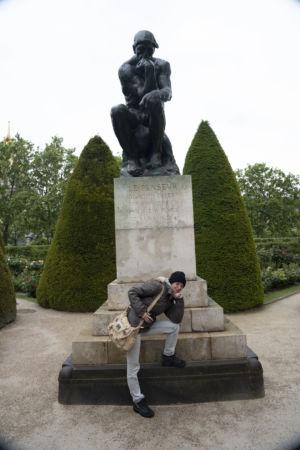 133 France - Paris - Paris 07 Palais-Bourbon - GPS (48,855513; 2,316330)