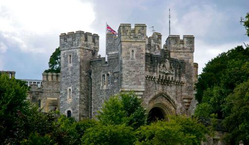 Arundel, Arundel, England, Großbritannien