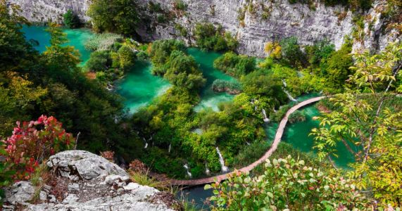 Osredak, Plitvica Selo, Ličko-Senjska, Kroatien