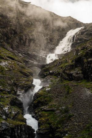 63, Åndalsnes, Møre og Romsdal Fylke, Norge