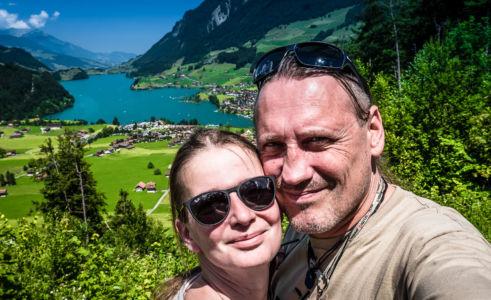 Obsee, Lungern, Kanton Obwalden, Switzerland