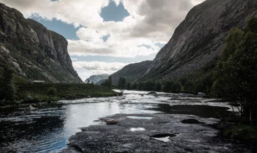 Ådneram, Forsand, Rogaland Fylke, Norge
