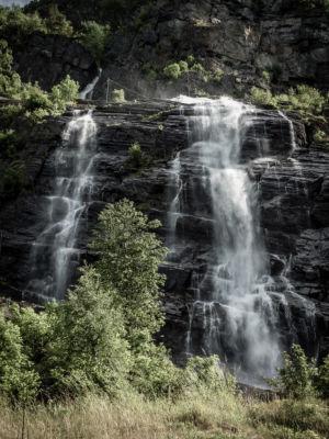 RV55, Hermansverk, Sogn og Fjordane Fylke, Norge