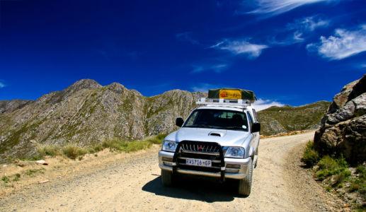 Swartberg, Prince Albert, Western Cape, Südafrika
