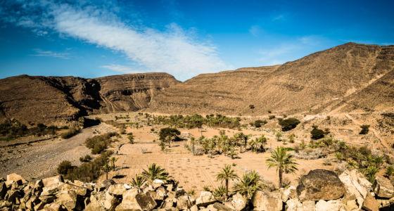 OuaouritSouss-Massa-Draa, Morocco