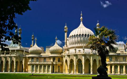 Brighton, Queen's Park Ward, England, Großbritannien