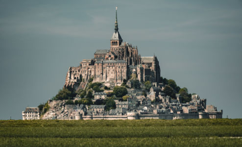230 - BEST - Normandie, Mont Saint Michel - GPS (48,616067; -1,480112)