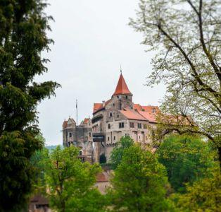 Pernštejn, Pernštejn, , Czech Republic