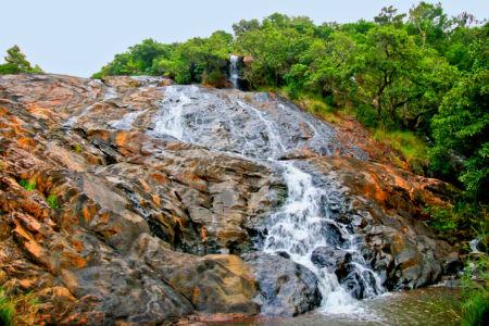 Rocklands, Phophonyane Falls, Swasiland, Swasiland