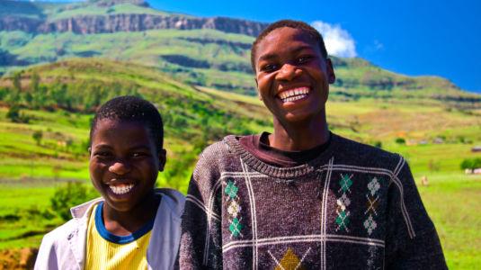 Ntabamhlope, , Kwazulu-Natal, Südafrika