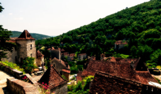 Gouaux-de-Larboust, Berganty, Lot, France