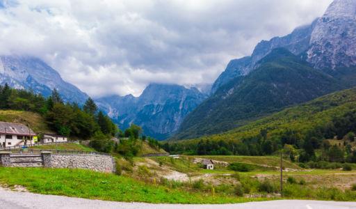 Strmec na Predelu, Log pod Mangartom, , Slowenien
