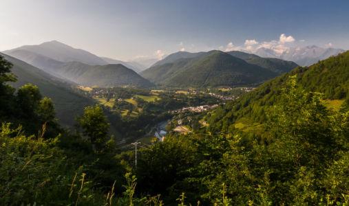 Gouaux-de-Larboust, Arreau, Hautes-Pyrénées, France