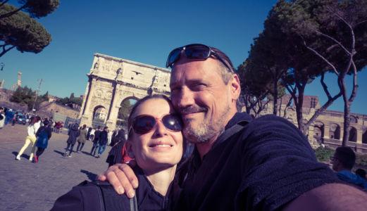 Via di San Gregorio, Monti, Roma, Lazio, Italia