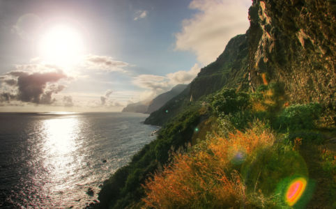 Quinta do Almeida, Funchal, Ilha da Madeira, Portugal