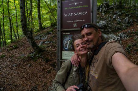 Savica, Ukanc, Občina Bovec, Slovenia