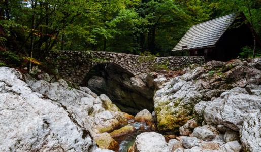Ukanc, Srednja vas v Bohinju, , Slowenien