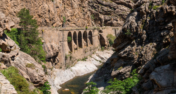Corscia, Calacuccia, Haute-Corse, France