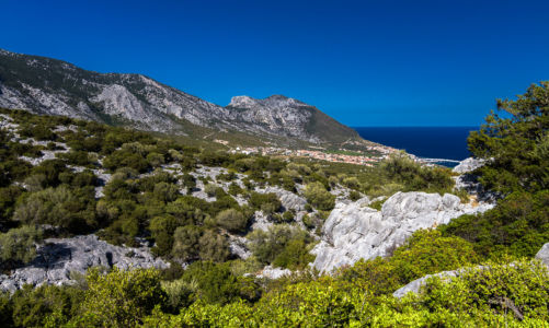 Dorgali, Cala Gonone, Sardegna, Italien