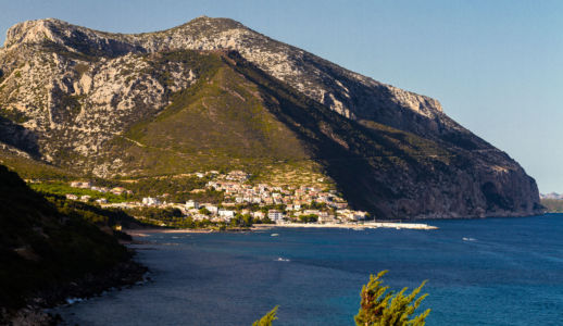 Cala Gonone, Cala Gonone, Sardegna, Italien