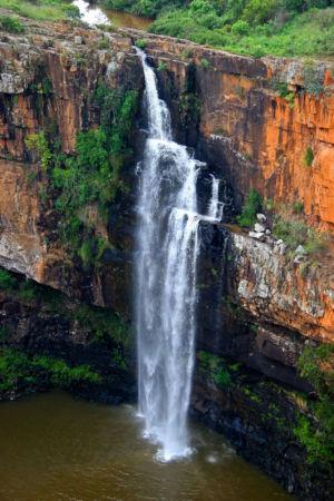 Berlin Falls, Graskop, Mpumalanga, Südafrika