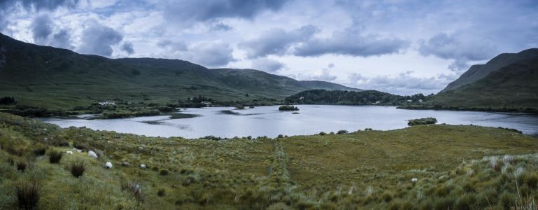 Aasleagh, County Galway, Ireland